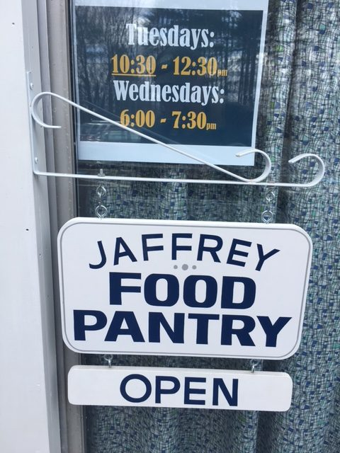 Food Pantry New Hours The United Church Of Jaffrey