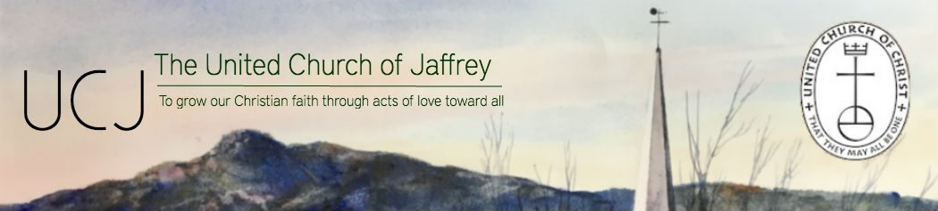 The United Church of Jaffrey