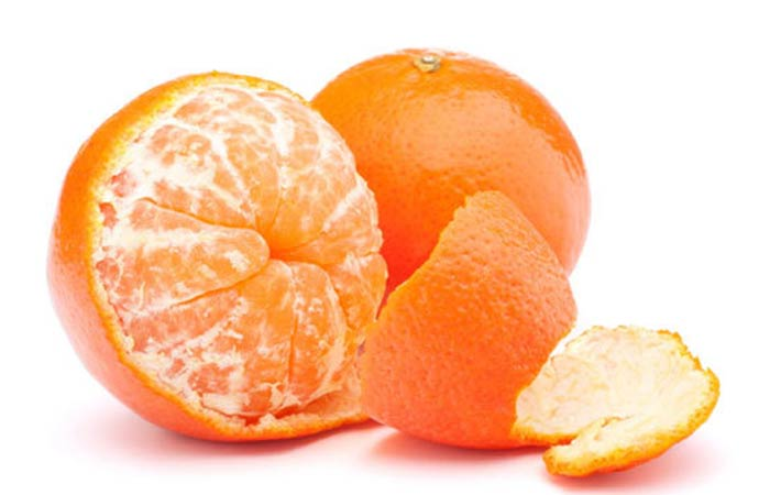 how to know when a tangerine is bad